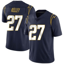 Nike Joshua Kelley Los Angeles Chargers Men's Limited Navy Team Color Vapor Untouchable Jersey